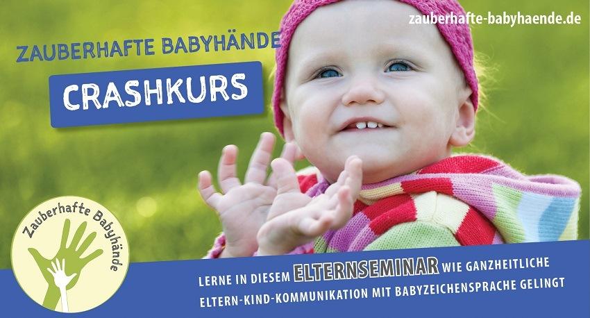 Zauberhafte Babyhände – Der Crashkurs